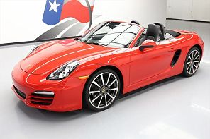 Image of Used 2013 Porsche 718 Boxster Base