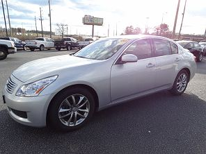 Image of Used 2008 Infiniti G Journey