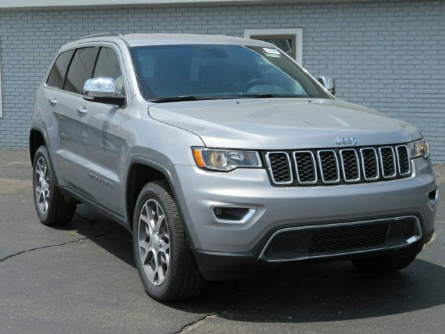 2019 Jeep Grand Cherokee Limited Edition