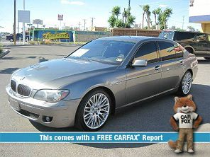 Image of Used 2008 BMW 7-series 750Li