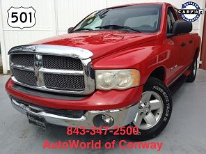 Image of Used 2002 Ram 1500 SLT