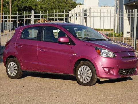 Image of Used 2015 Mitsubishi Mirage DE