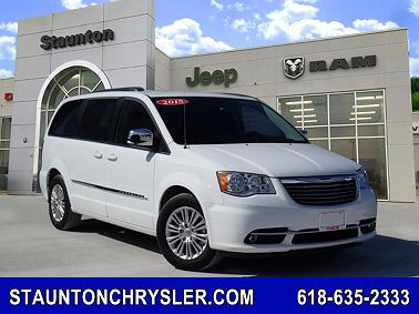 2015 Chrysler Town & Country Touring L - Image #1