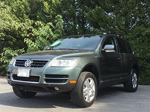 Image of Used 2004 Volkswagen Touareg