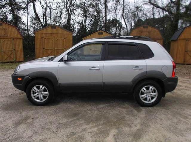 2008 Hyundai Tucson Limited Edition