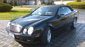Image of Used 2003 Mercedes-Benz CLK-class 320