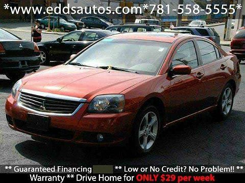 Image of Used 2009 Mitsubishi Galant
