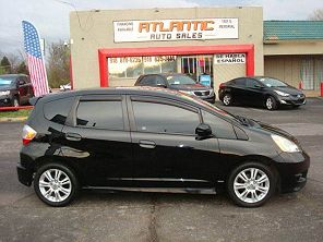 Image of Used 2010 Honda Fit Sport