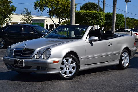 Image of Used 2000 Mercedes-Benz CLK-class 320
