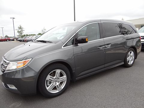 Image of Used 2012 Honda Odyssey Touring