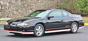 Image of Used 2002 Chevrolet Monte Carlo SS