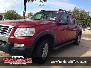 Image of Used 2008 Ford Explorer Sport Trac XLT
