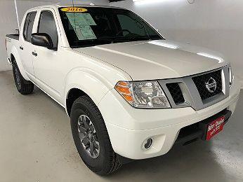 2016 Nissan Frontier Desert Runner en venta en Edinburg, TX Image