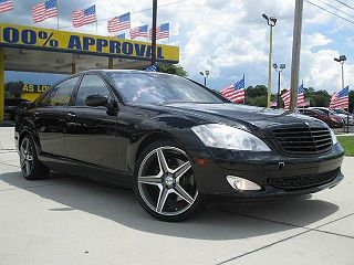 2009 MERCEDES-BENZ S550 4MATIC