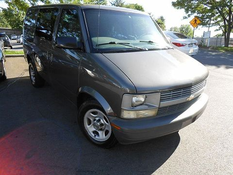 Image of Used 2004 Chevrolet Astro