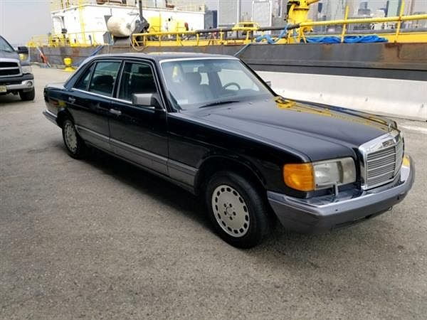 1990 Mercedes-Benz 350 SDL