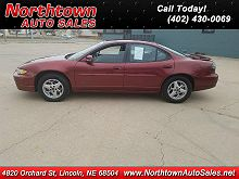 Image of Used 2003 Pontiac Grand Prix SE
