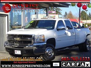 Image of Used 2008 Chevrolet Silverado 3500HD