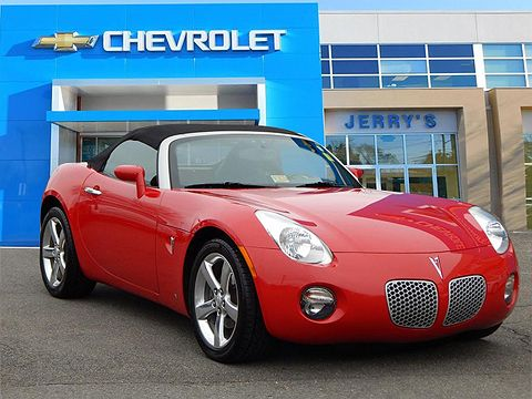 Image of Used 2006 Pontiac Solstice Base