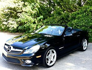 Image of Used 2009 Mercedes-Benz SL-class SL 550