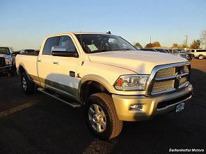 Image of Used 2014 Ram 3500 Laramie