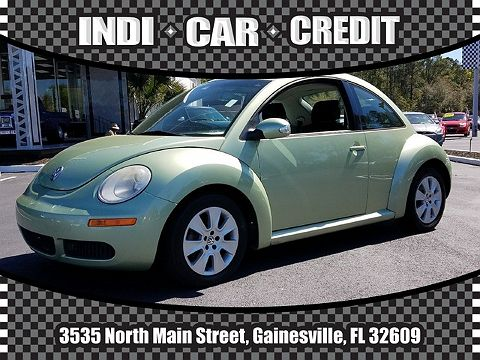 Image of Used 2009 Volkswagen New Beetle