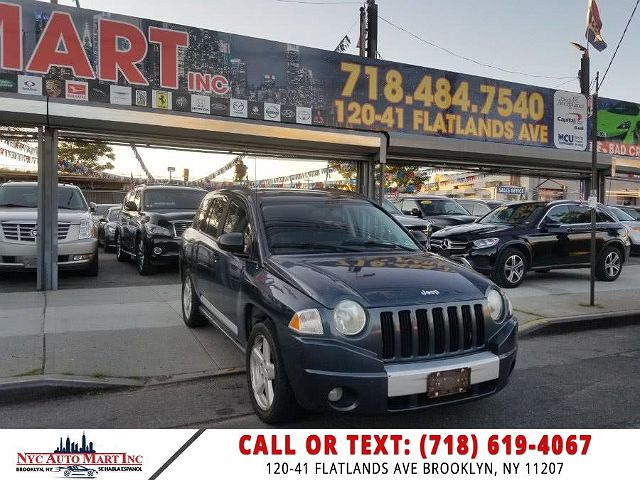 2007 Jeep Compass Limited Edition