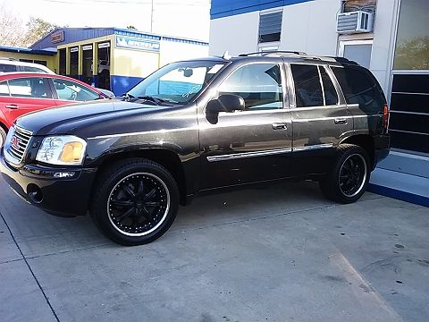 Image of Used 2008 GMC Envoy SLT