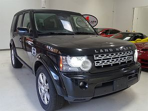 Image of Used 2013 Land Rover LR4 HSE