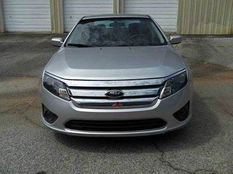 Image of Used 2012 Ford Fusion SE