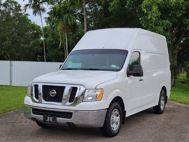 2013 Nissan NV 2500HD SV