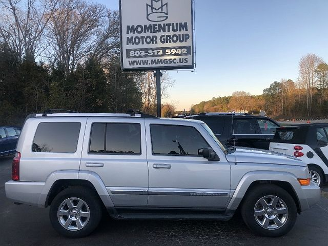 2008 Jeep Commander Limited Edition
