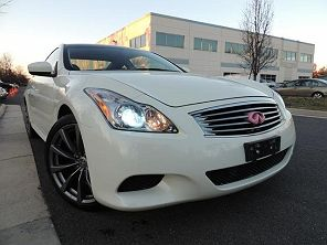 Image of Used 2008 Infiniti G Base