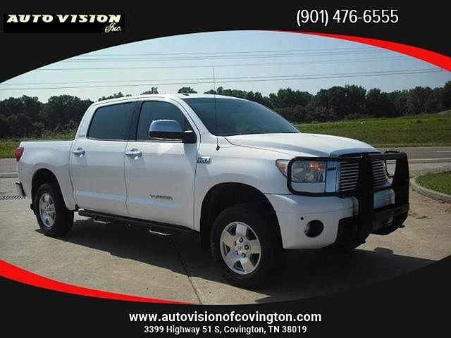2011 Toyota Tundra Limited Edition