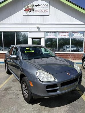 Image of Used 2004 Porsche Cayenne
