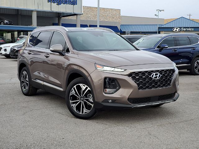 2020 Hyundai Santa Fe Limited Edition