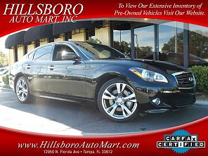 Image of Used 2013 Infiniti M