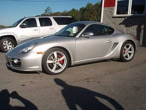 Image of Used 2007 Porsche Cayman S