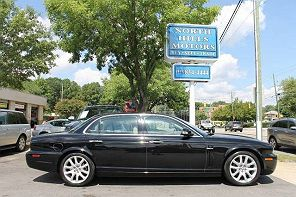 Image of Used 2008 Jaguar XJ XJL