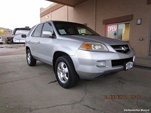 Image of Used 2005 Acura MDX