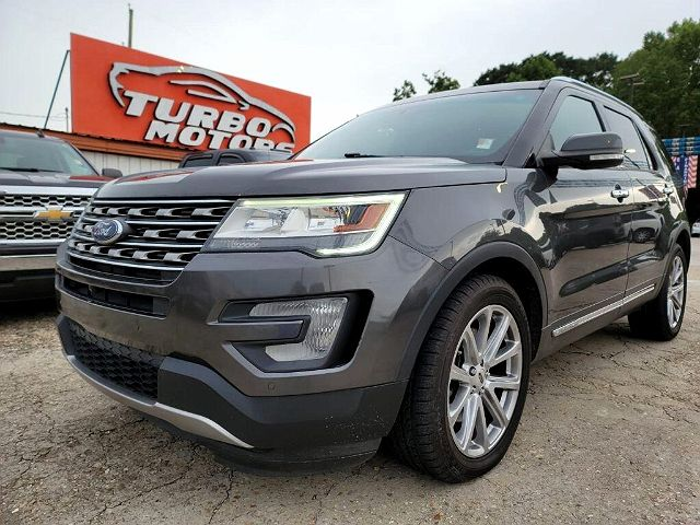 2016 Ford Explorer Limited Edition