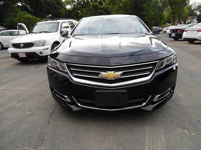 2017 Chevrolet Impala LT LT1