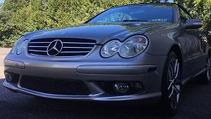 Image of Used 2005 Mercedes-Benz CLK-class 500
