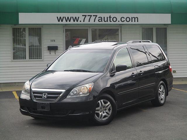 2005 Honda Odyssey EX L
