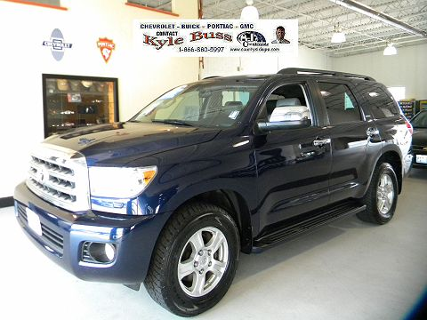 Image of Used 2008 Toyota Sequoia Limited Edition