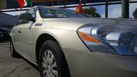 Image of Used 2007 Buick Lucerne CX