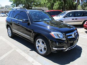 Image of Used 2015 Mercedes-Benz GLK-class 350