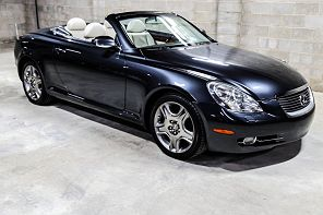 Image of Used 2008 Lexus SC 430
