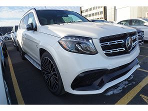 Image of New 2018 Mercedes-AMG GLS63 4Matic 63 AMG