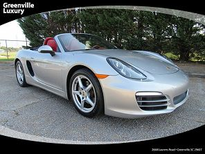 Image of Used 2013 Porsche 718 Boxster